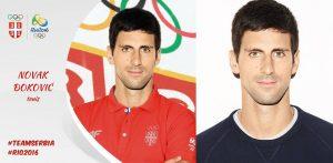 Szerbia olimpiai sportolók