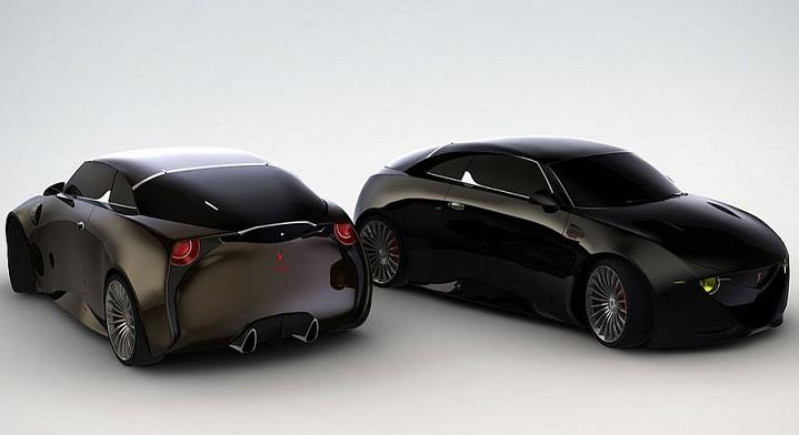 Aqos Vale hatchback coupe