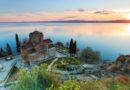 Vízalatti történelem az Ohridi-tóban