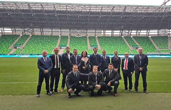13 milliárdot adnánk Koszovónak stadionépítésre