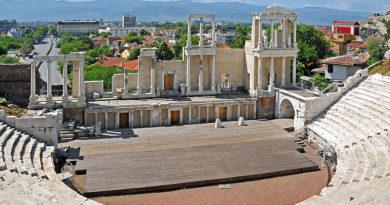Európa kulturális fővárosa: Plovdiv