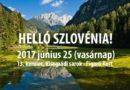 Helló Szlovénia!