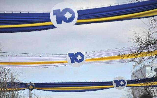Napra pontosan 10 éve lett független Koszovó