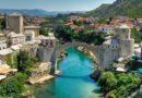 A nap képe – Öreg híd, Mostar