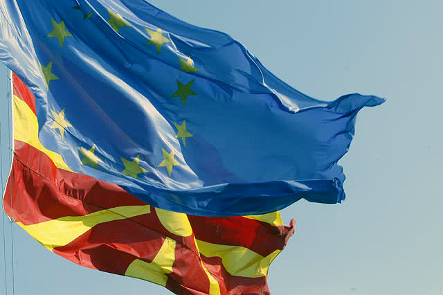 Macedónia jó úton halad az EU felé