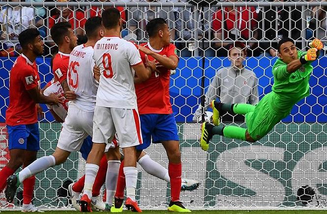 VB 2018: Szerbia bombagóllal nyert Costa Rica ellen (VIDEÓ)