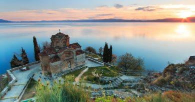 Gyere velünk Macedóniába!