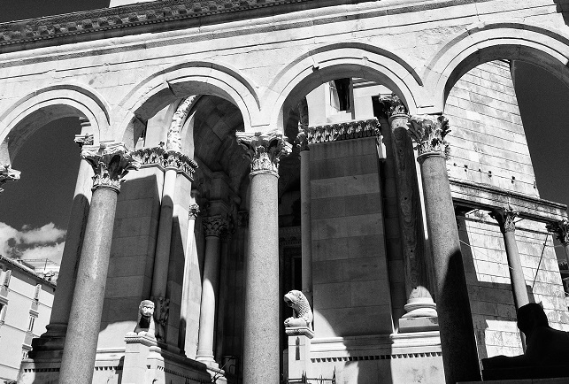 Diocletianus Palotája