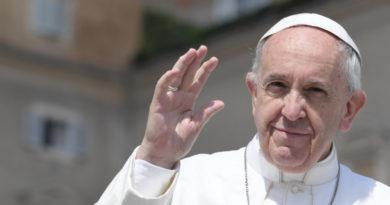 Macedóniába és Bulgáriába látogat Ferenc pápa