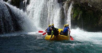 Horvát rafting és élményhétvége