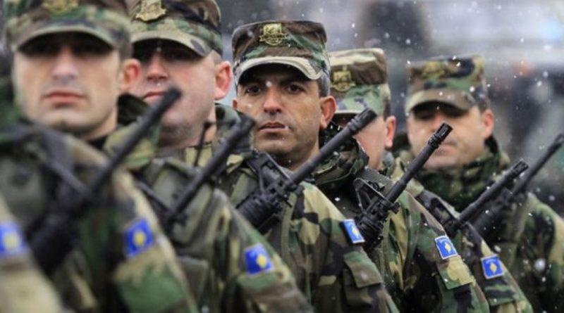Önálló katonaság alakul Koszovóban