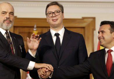 Mini-Schengen Macedónia, Szerbia és Albánia között
